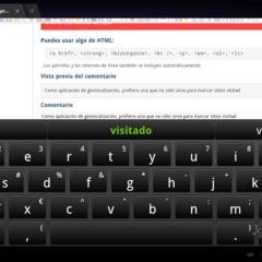Foto 2 de 6 de la galería swiftkey-x-tablet en Xataka Android