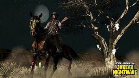 'Red Dead Redemption'. Tráiler de 'Undead Nightmare'