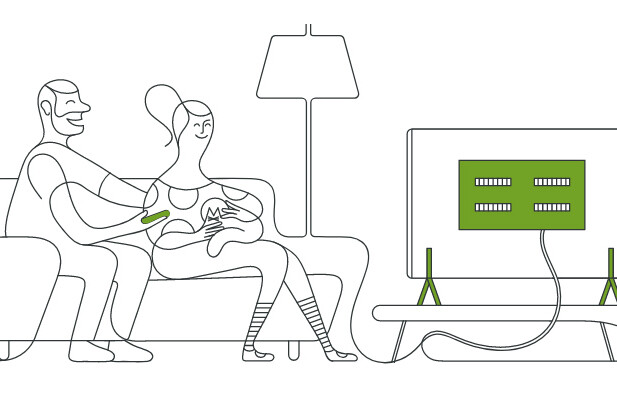 Guuk estrena tarifa de fibra y fijo para segundas residencias por menos de 20 euros al mes