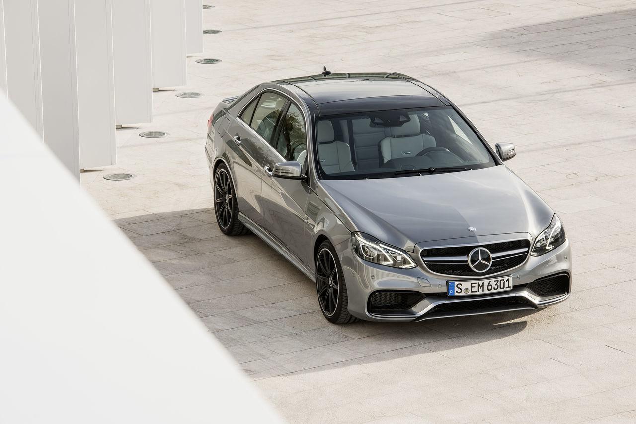 Foto de Mercedes-Benz E 63 AMG 2013 (3/31)