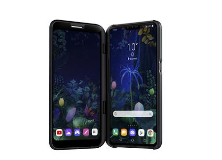 Lg V50 Thinq Smartphone Con Tecnologia 5g Doble Pantalla Y Funda