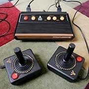 Atari 2600 return
