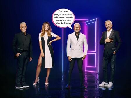 Telecinco Secret Story presentadores