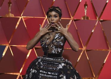 Las peor vestidas de la alfombra roja de la gala de los Oscars 2017