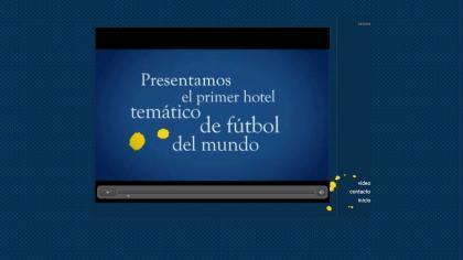 Fútbol y lujo de la mano en el nuevo hotel del Boca Juniors