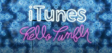Apple estrena un Tumblr oficial de iTunes