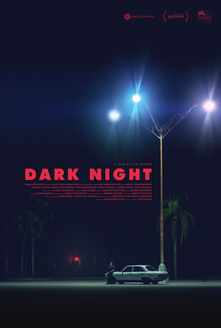 Dark Night Poster