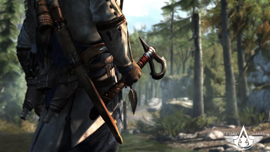 Foto de Nuevas imágenes de 'Assassin's Creed III' (1/6)