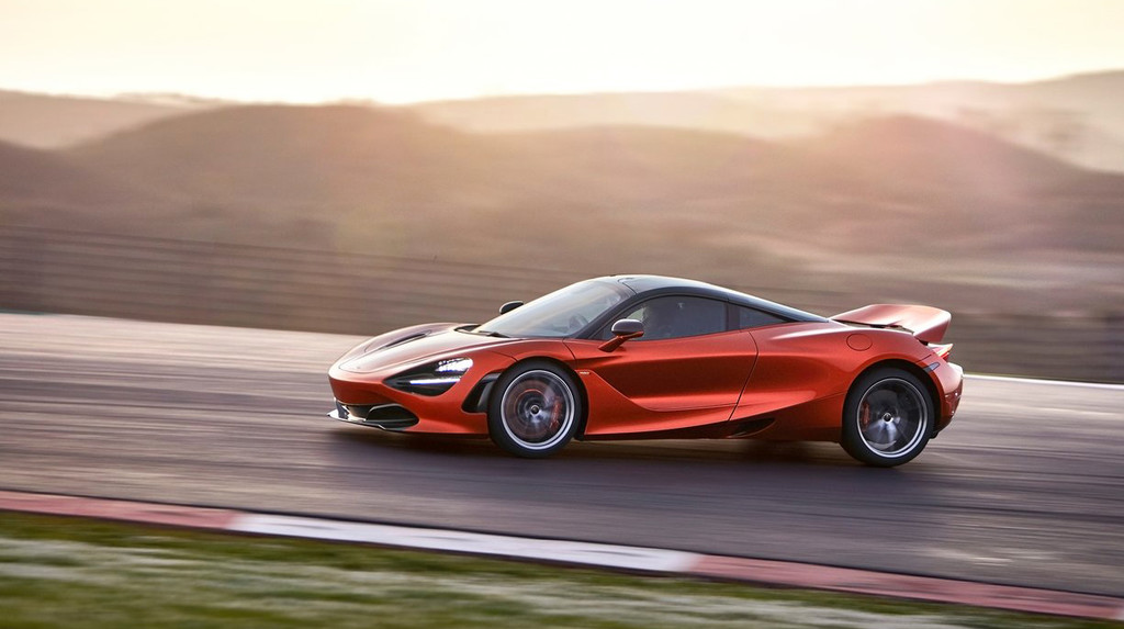 McLaren Automotive bate récords en 2016 con 3.286 coches vendidos