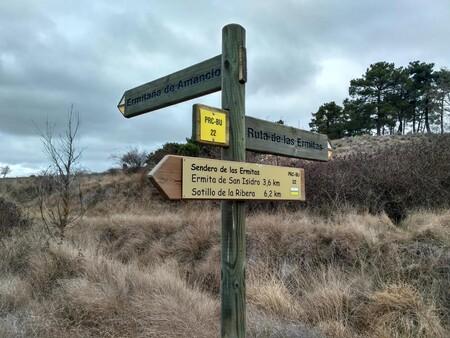 La ruta de las Ermitas de Sotillo de la Ribera