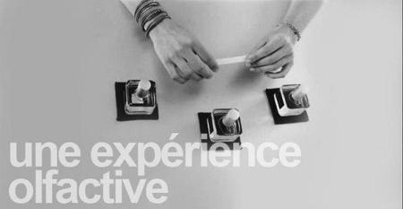 Una experiencia olfativa