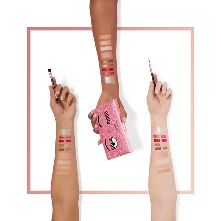 Lancome Lancome X Chiara Ferragni Collection Chiara Ferragni Flirting Make Up Palette4