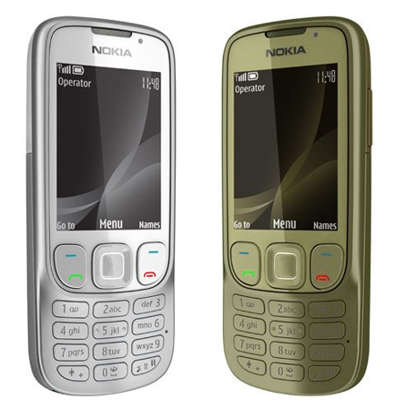 Nokia 6303i Classic, presentado oficialmente