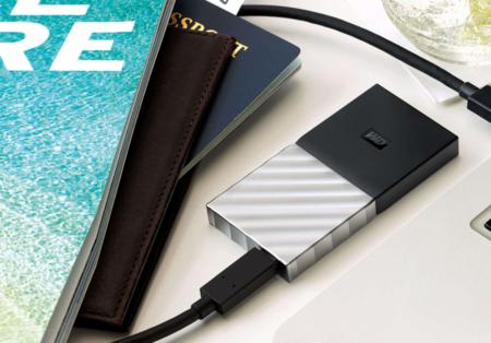 Los SSD quieren ser portátiles y un buen ejemplo puede ser el My Passport SSD, el primer SSD externo de WD
