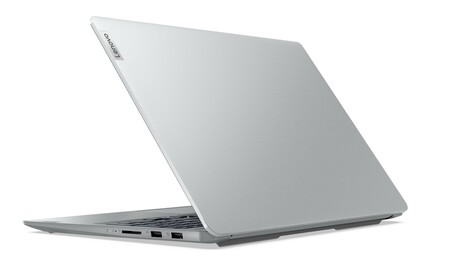 Lenovo Ideapad 5i Pro Rear Facing Left Cloud Grey