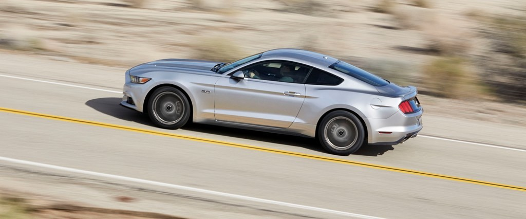 Nuevo Ford Mustang 2015 24 31