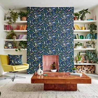 Si quieres darle un aire nuevo a tu hogar, descubre la nueva colección de telas y papeles pintados de Scion