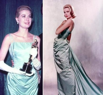 Grace Kelly En Los Oscar 1955