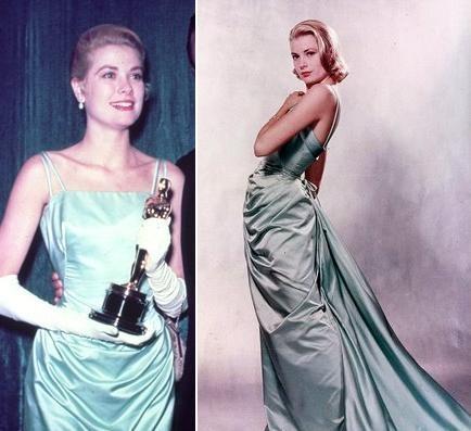 Grace Kelly En Los Oscar 1955