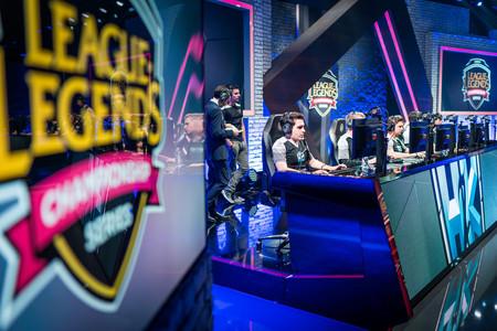 Samux contra Giants Gaming en la primera jornada de LCS EU 2018