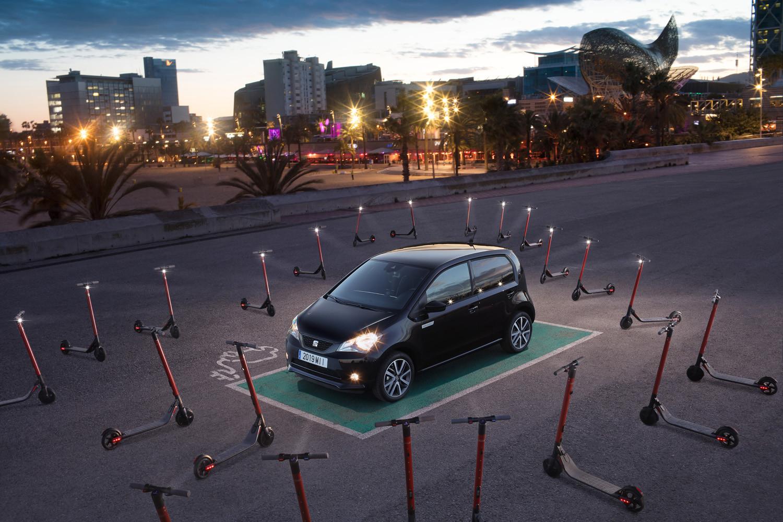 Foto de SEAT Mii Electric (2/14)