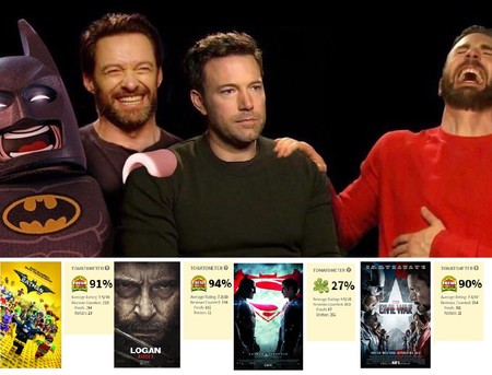Rotten Tomatoes Sad Affleck