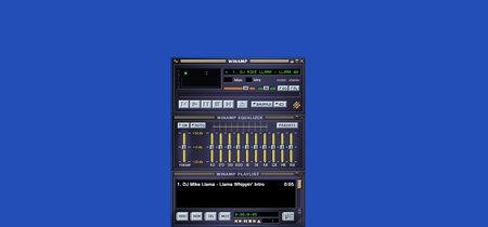 Viaja a 1998 con esta versión web de Winamp