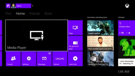 Microsoft muestra el reproductor multimedia de Xbox One en este vídeo
