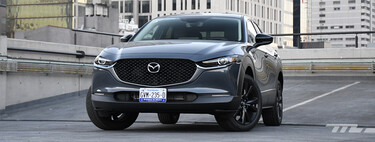 Mazda CX-30 turbo, a prueba: 227 hp y AWD como aderezo para el Mazda3 de los SUV