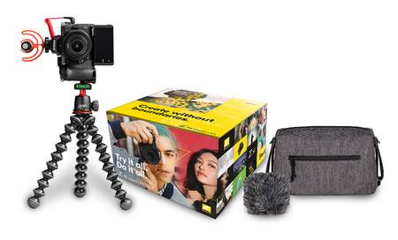 Nikon Z50 Creators Kit Usa
