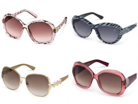 Seis gafas de sol de Swarovski para brillar como nadie este verano
