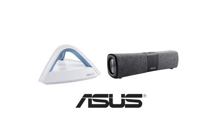 De entrada no lo parecen, pero el Asus Lyra Trio y Lyra Voice son los dos nuevos routers de Asus que hemos visto en el CES 2018