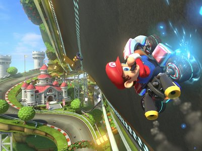 Mario Kart 8 Deluxe: domina el arte del miniturbo en menos de un minuto con este tutorial de Nintendo