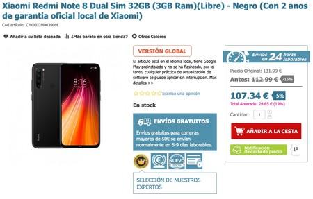 Xiaomi Oferta
