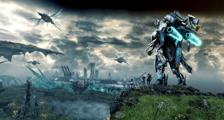 Llega Xenoblade Chronicles X