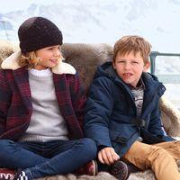 En las rebajas de La Redoute tenemos este abrigo de niña por 35,74 euros y envío gratis
