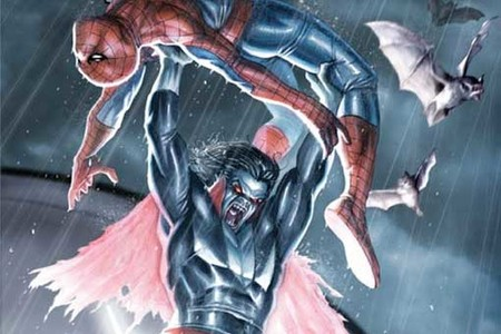 Morbius Vs Spider Man