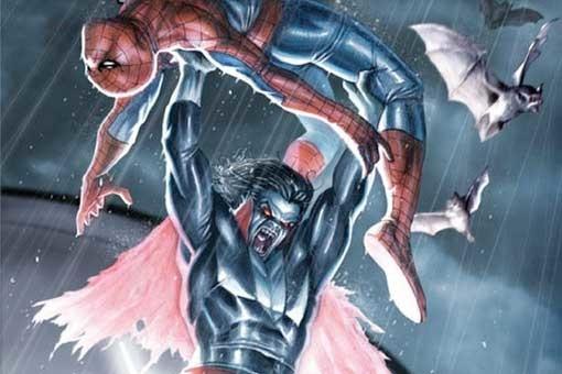 Morbius Vs Spider Man