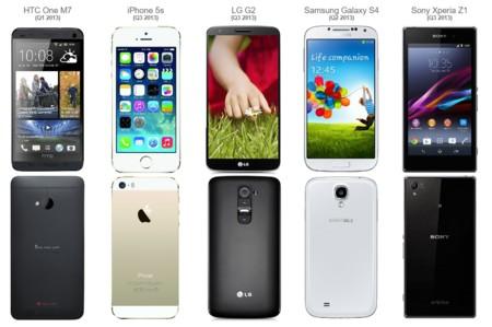 Disenos Smartphones 2013