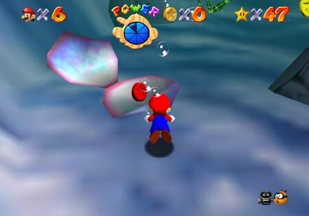 Super Mario 64 Mundo3 Estrella4 02