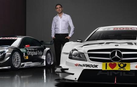 Mercedes-Benz confirma a Vitaly Petrov en el DTM