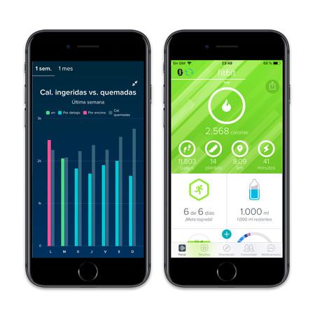 Fitbit App Evolucion