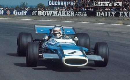 Matra MS80 Silverstone 1969