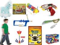 Los 10 juguetes más peligrosos del 2010 según WATCH