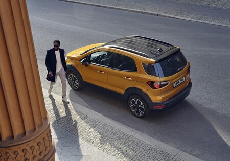 Ford Ecosport Active 2020 9