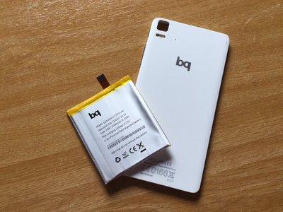 Batería original para BQ Aquaris E5, E5 HD o E5 FHD, de 2500 mAh, por 8,95 euros y envío gratis