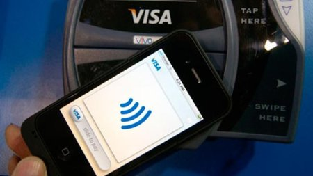 Tecnología NFC en acción - VISA