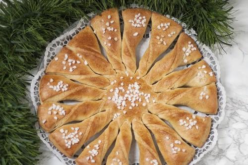 Focaccia della Befana: la receta del Roscón de Reyes que se prepara en Italia