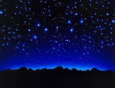 Mirando el cielo: el brillo de la Luna y magnitudes estelares