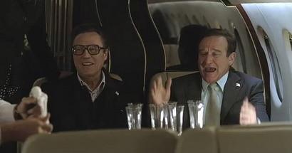 Trailer de 'Man of The Year' con Robin Williams